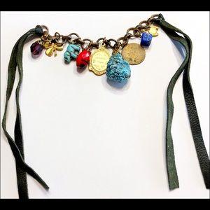 💥NEW💥 Rare Vintage UO Charm Bracelet